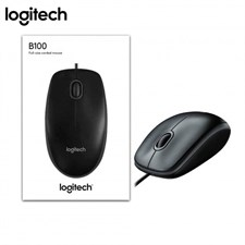 B100 Optical USB Wired Mouse