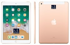IPAD (6th Generation) wifi+ cellular GOLD 32GB
