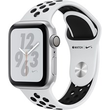 iWATCH SERIES 4, 40MM BLACK NIKE SPORT